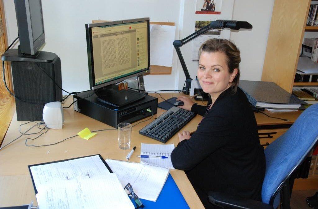 Annbjørg Lien skriv doktorgradsavhandling om slåttar frå Setesdal.