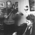 Sigurd og Ella Fjeldstad